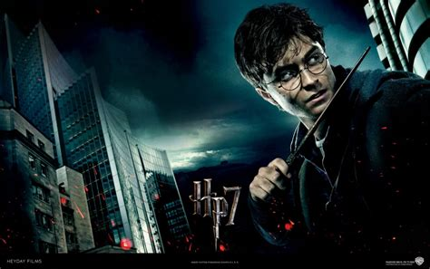 harry potter   deathly hallows wallpapers harry