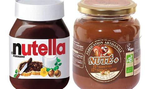 pate a tartiner bio sans huile de palme nutella ferrero veut interdire une p 226 te 224 tartiner v 233 g 233 tale et sans huile de palme vegemag