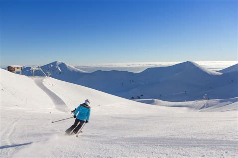 station de ski mont dore la station de ski du mont dore le ski au mont dore le domaine skiable du mont dore