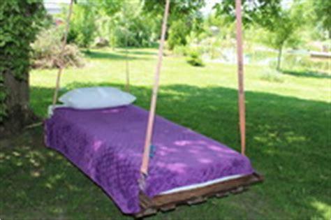 Palettenupcycling Hängebett Für Den Garten  Blog Anna