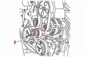 Alternator Belt Removal