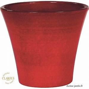 Pot En Terre Cuite Pas Cher : pot fleur terre cuite emaillee ~ Dailycaller-alerts.com Idées de Décoration