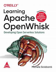 Books    Learning Apache Openwhisk  Developing Open
