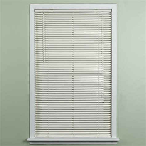 Mini Blinds by Deluxe Sundown 1 Inch Room Darkening Mini Blind In