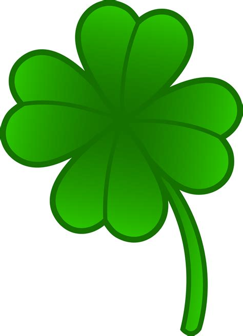 irish clover   clip art  clip art