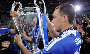 Chelsea reveal Champions League trophy damaged by members ...