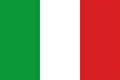 italy colors flag of italy coloring page print color