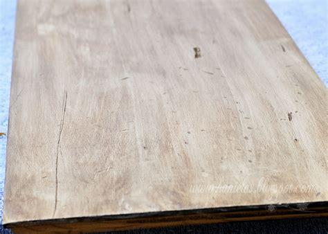 hanielas distressed wood plank tutorial
