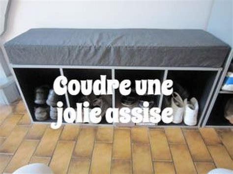 faire une housse de canapé couture faire une assise de banc ou de meuble avec