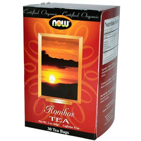Is Rooibos Tea Caffeine Free