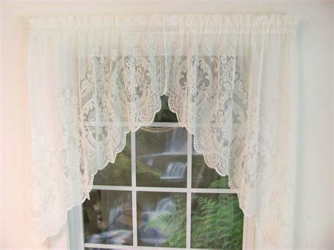 ideas  swag curtains  pinterest country