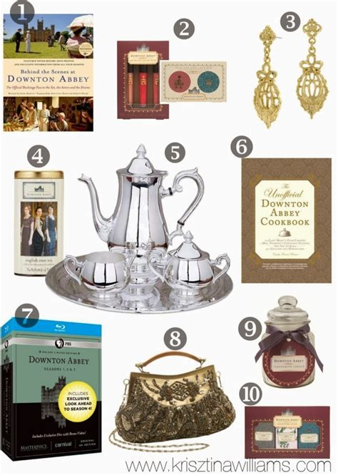 gifts for downton abbey fans shopping guide top gifts for the downton abbey fan