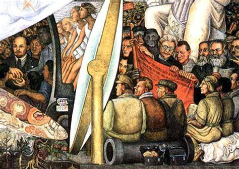 diego rivera rockefeller center mural controversy el mural que rockefeller encarg 243 a diego rivera y luego