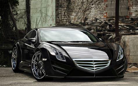 1280×960 Cars Beautiful Black Car Hd Fullscreen Free