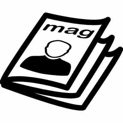 Magazine Icon Icons