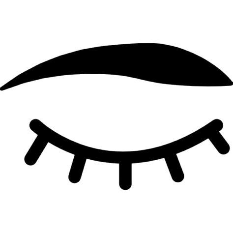 yeux ferm s