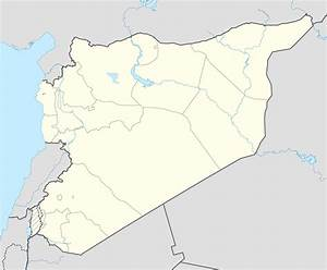 templatesyrian civil war detailed map wikipedia With syria war template