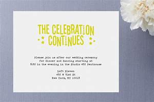 After party invitation wording cimvitation for After party invitation wording