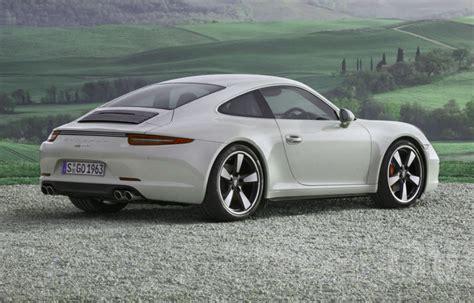 Porsche 911 50th Anniversary Edition Reviews