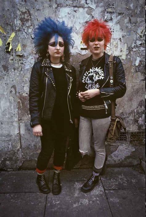 Derek Ridgers: 78-87 London Youth looks at the punk ...