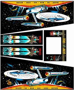 cabinet decals pinball fanti blog With kitchen cabinets lowes with star trek stickers