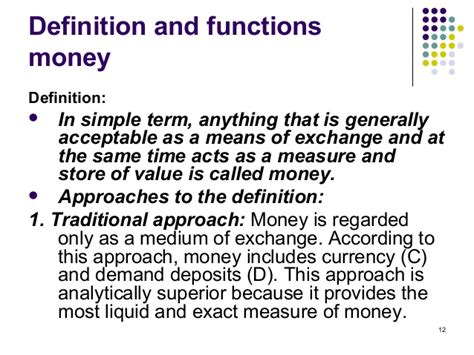Define Fiat Money by Chapter 5 Money And Banking For Bba