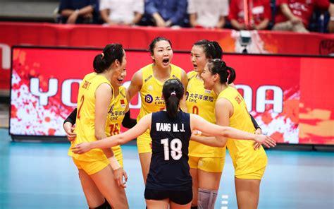 经典重温:富士电视版2019女排世界杯第5轮日本vs中国比赛录像_哔哩哔哩_bilibili