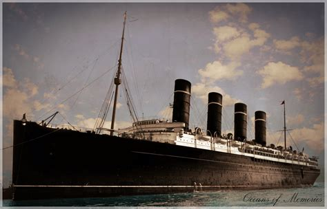 Roblox Rms Olympic Sinking by Rms Lusitania Alternative Paint Livery By Rms Olympic On