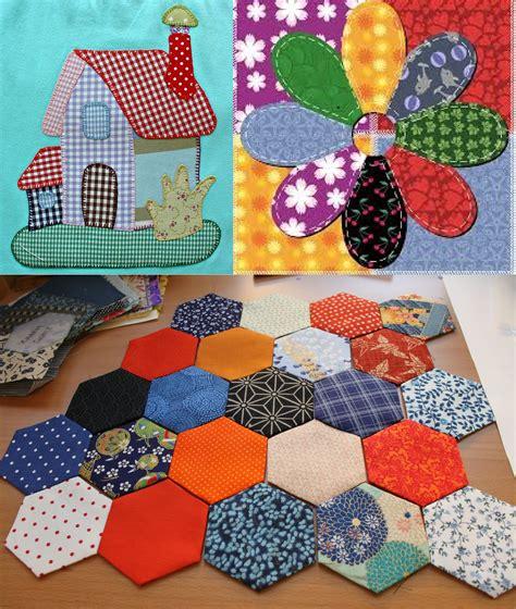 materiales  necesitas  hacer patchwork mi mundo