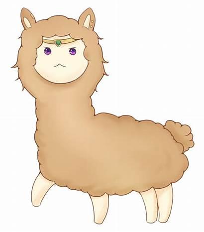 Alpaca Chibi Clipart Transparent Webstockreview Identity Silver