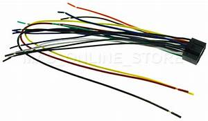 Wire Harness For Kenwood Kiv