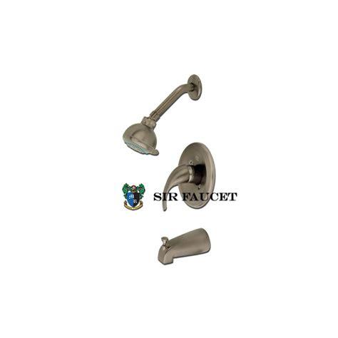 sir faucet   piece shower set