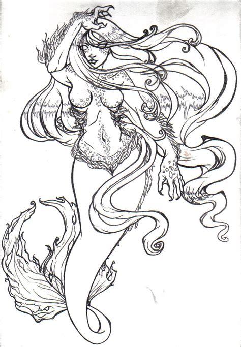 mermaid  depplosion  deviantart