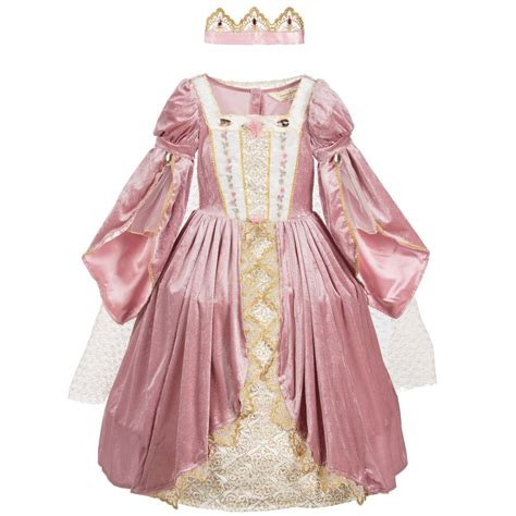 Kitchen Princess Dress Up by Dress Up By Design Pink Royal Princess Costume Crown