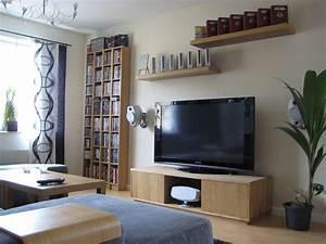40 contemporary living room interior designs With tv unit design ideas living room