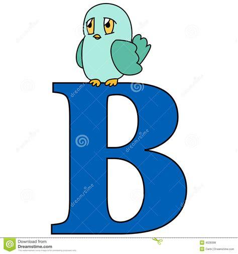alphabet letter  stock vector illustration  wings