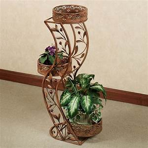 Cantabria Branch Tiered Plant Stand