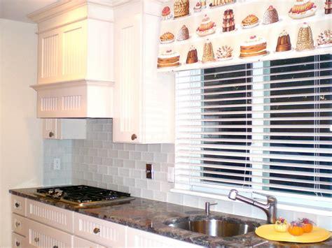 glass tile for backsplash in kitchen photos hgtv