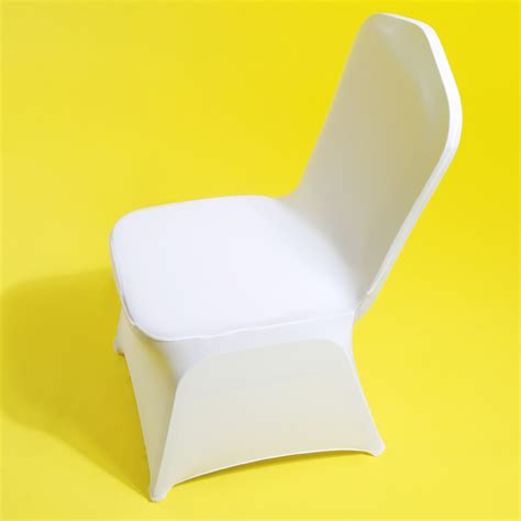 germany send 100pc banquet spandex chair cover wholesale