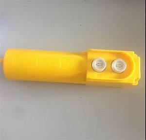 Handheld Hoist Crane Pendant Control Station Push Button