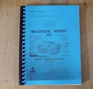 Daimler Dingo Mk111 Training Manual