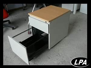 Caisson A Roulette : caisson roulette pas cher caisson mobilier de bureau lpa ~ Teatrodelosmanantiales.com Idées de Décoration
