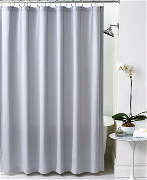 Hilfiger Curtains Chevron by Hotel Collection Chevron Shower Curtain Shower Curtains