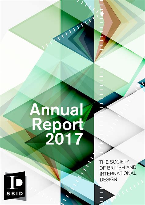 Annual Reports | Society of British and International Design