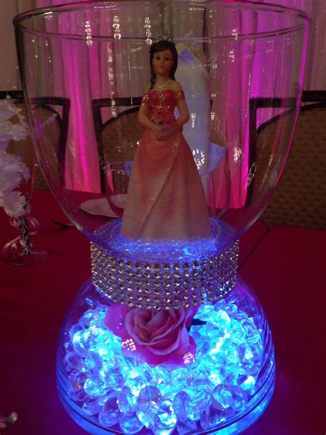 Quinceaera Centerpiece Projects To Try Pinte