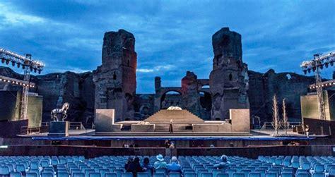 Terme Di Caracalla Ingresso by Terme Di Caracalla A Roma Orari E Biglietti