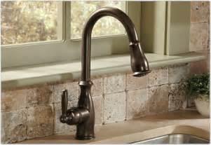 Moen Kitchen Faucets Bronze