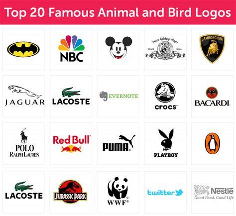 Top 20 Famous Animal And Bird Logos