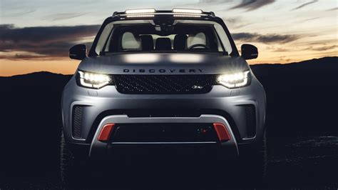Land Rover Discovery Wallpaper by 2018 Land Rover Discovery Svx Wallpaper Hd Car