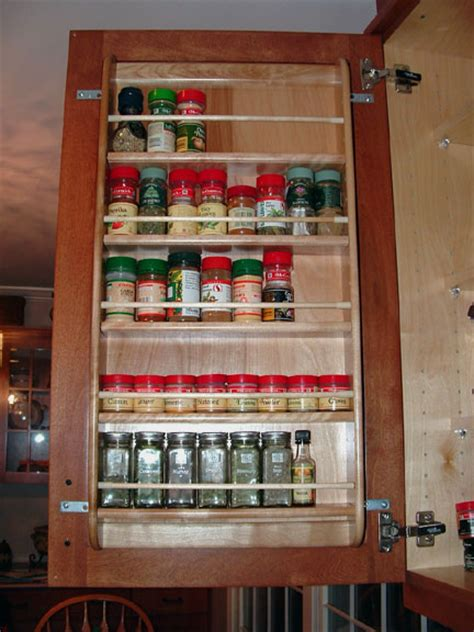The Door Spice Racks by 301 Moved Permanently
